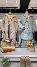 一地素秋国内女装折扣品牌市场尾货中国女装折扣市场