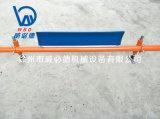 二级柔性除水聚氨酯皮带清扫器 输送机清扫器
