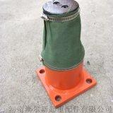 双梁行车大车运行缓冲器  天车防护液压缓冲器