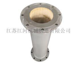 陶瓷复合直管 江河机械 福州耐磨管道