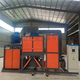 定制VOCs有机废气催化燃烧设备 催化燃烧一体机