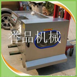 冻肉切丁机制造工厂用鲜肉猪肉切丁机 牛肉羊肉切丁机