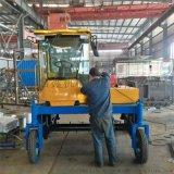 全新有机肥发酵设备 地面行走式翻抛机