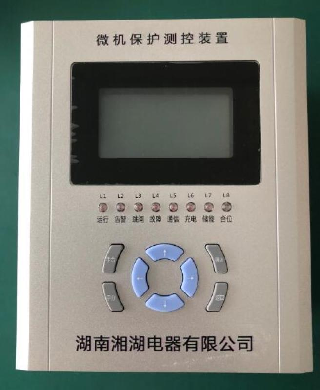 湘湖牌高压电压互感器JDZJ-10/0.1KV接线图