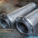 304不鏽鋼蘭金屬軟管耐高溫高壓鋼絲編織網波紋管