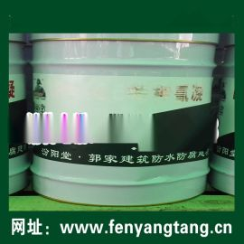PA105特种氰凝防水防腐涂料、卫生间厨房防水工程