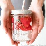 罐頭瓶玻璃水果罐頭瓶生產廠家