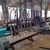 拼焊龙门切割机 火焰直条钢板切割机 圆管平板切割机