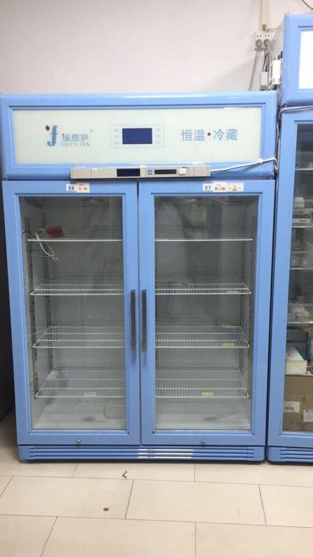 顯示溫度的  冰箱