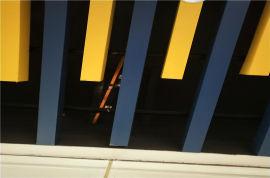 1.5厚木纹型材铝方管 1.0mm复古铝方管吊顶