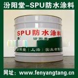 SPU  弹性防水涂料、SPU防水涂料、汾阳堂