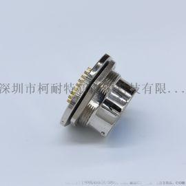 柯耐特CNTO71808P新能源汽车连接器