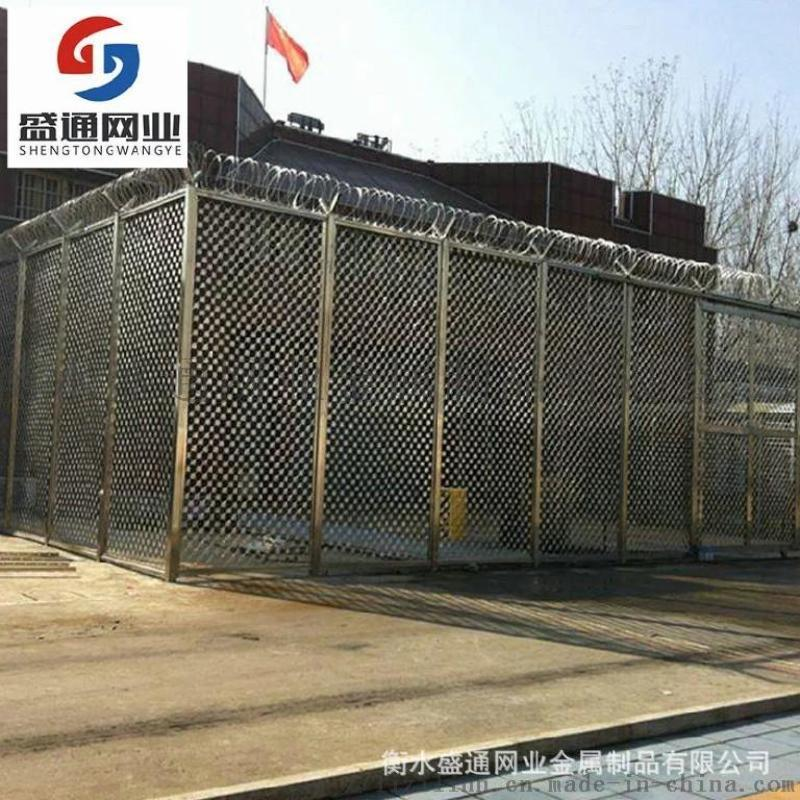 荷兰网养殖用网圈浸塑波浪网农场养鸡鸭家禽用围网