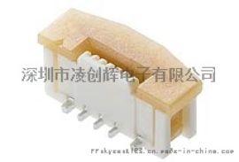 Molex力推FPC原厂连接器525593334