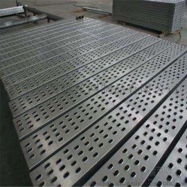 洛阳建筑钢跳板—热镀锌钢跳板—石油平台钢跳板