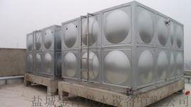组合式不锈钢水箱 消防箱泵一体化产品特点