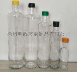 橄榄油瓶玻璃瓶方形瓶山茶油瓶食用油瓶