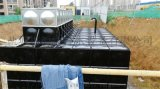 地上或地埋裝配式箱泵一體化消防給水泵站