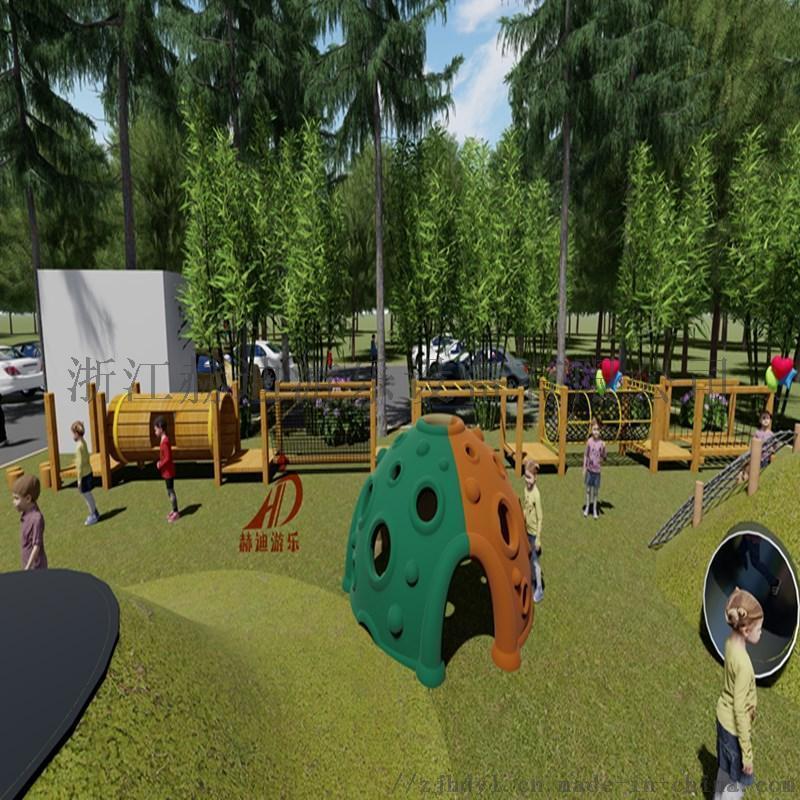 幼兒園滑滑梯 小區廣場戶外遊樂設備 戶外非標爬網