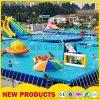 户外充气游泳池 支架水池设备 儿童水上乐园设备