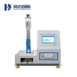 东莞海达仪器有限公司 海绵回弹率测试仪 海绵测试