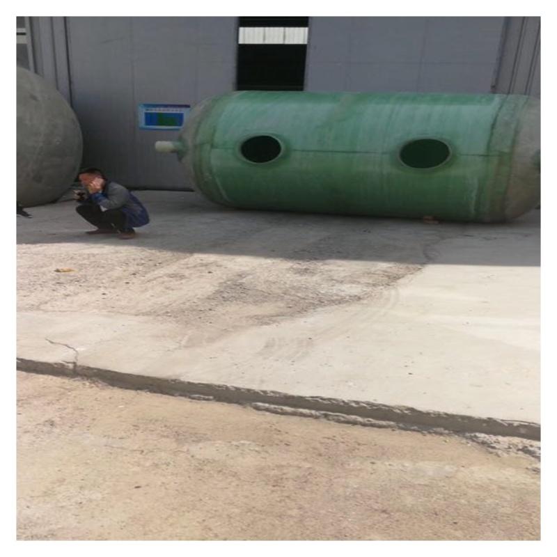 霈凯化粪池 家用化粪池 玻璃钢化粪池生产厂