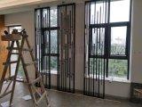 不鏽鋼屏風隔斷客廳臥室家用鏤空花格北歐現代簡約