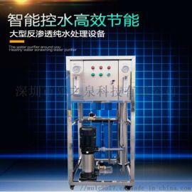 大型反渗透水处理设备全自动高精度纯水机