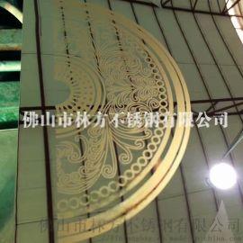 **不锈钢厂家 制造彩色不锈钢蚀刻板 镜面蚀刻板