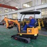 定制挖机开沟机厂家 国产最小微型钩机价格 六九重工
