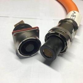 电动客车200A-450A电源启动高压互锁连接器