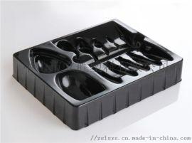 吸塑包装盒,吸塑厂家吸塑内托 pvc植绒