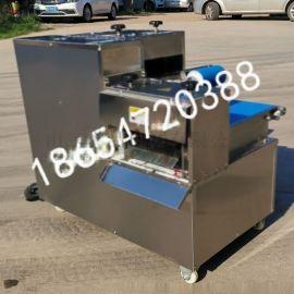 新款上市不锈钢设备肉类切丁机-牛肉切肉机