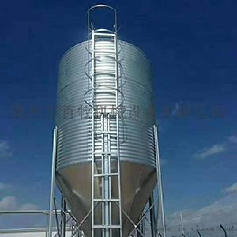 養殖料塔 30噸料塔 鍍鋅料塔