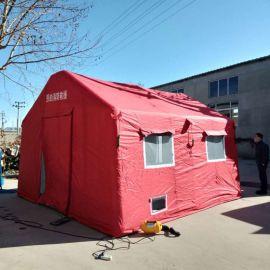 户外流动帐篷图片 加棉帐篷