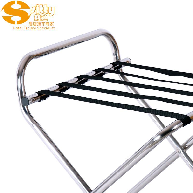 SITTY斯迪90.3350可折叠不锈钢行李架