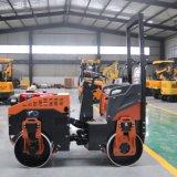 新款1吨压路机 单钢轮座驾式压路机 小型柴油振动碾