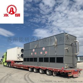 上海闭式不锈钢冷却塔 不锈钢盘管铜盘管空压机 反应釜用冷却塔