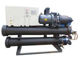 螺杆式冷水机生物制药冷却机厂家非标低温制冷机组