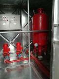 消防增壓穩壓設備 控制櫃運行方式