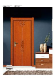 木门定制厂家平板免漆PVC门室内门房间套装门