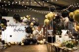 清遠三坑旅遊景點氣球求婚策劃佈置