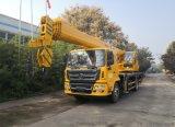 国六8吨吊车厂家 十六吨汽车吊