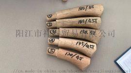 户外刀具用柄 结实耐用木 不开裂可定制多种木材