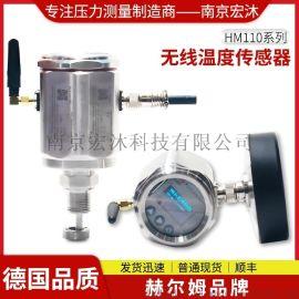 HM110无线温度传感器 NB-IoT温度传感器