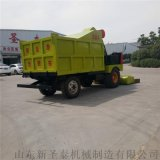 全自動液壓轉向鏟糞車 自走式柴油動力清糞車