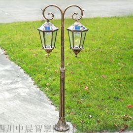 南充太阳能庭院灯景观灯