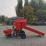 汉中畜牧场打捆包膜机视频