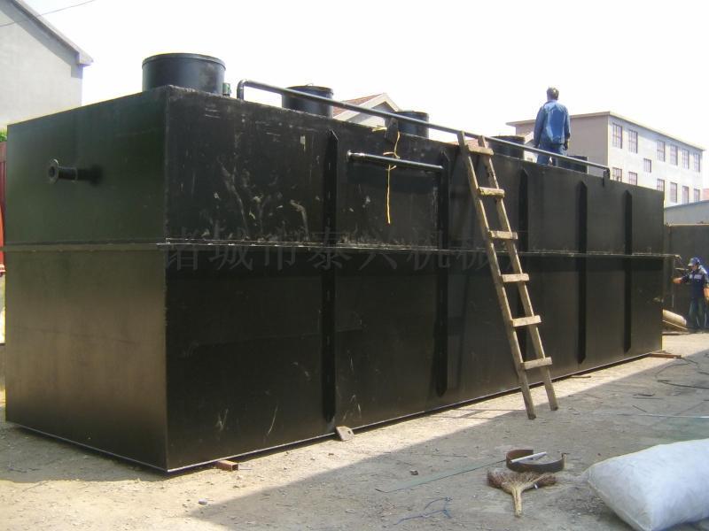 高效養殖污水處理設備         諸城泰興機械