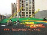 幼兒園塑膠地面的施工方法和要求